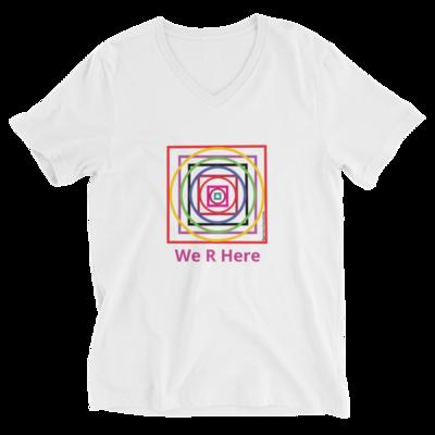 PAVAA Pride Unisex V-Neck T-Shirt