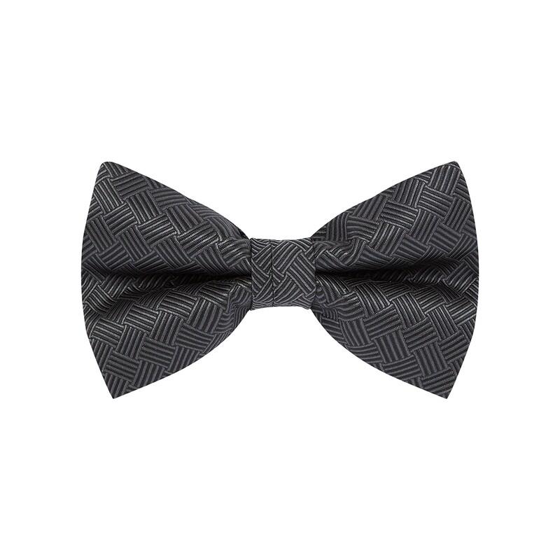 Bow Tie, Basket, Black