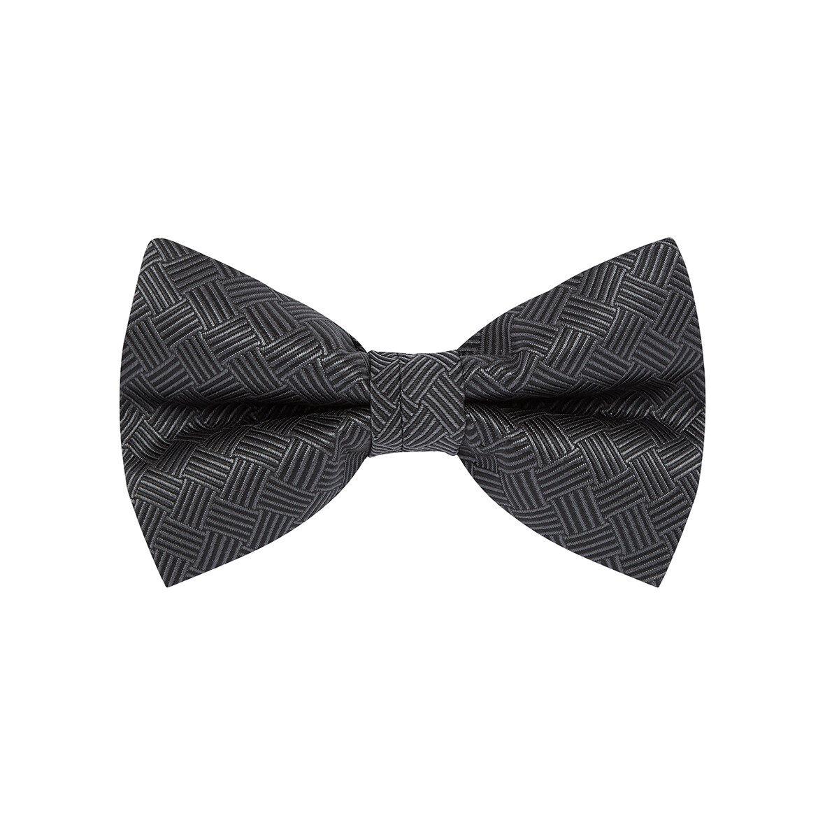 Bow Tie, Basket, Black