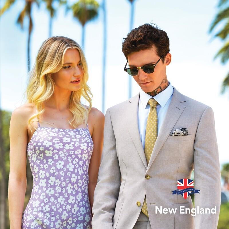 Axel Linen Suit