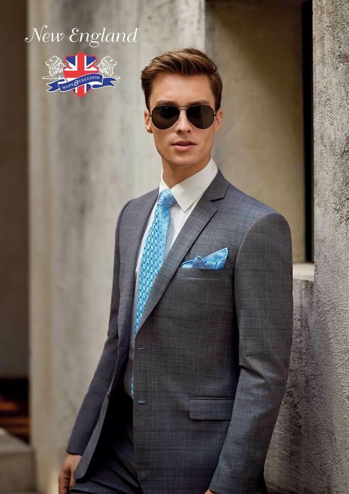 Eton Suit