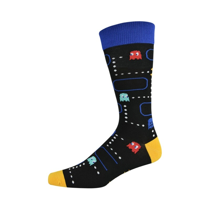 MENS WAKA WAKA GAMEBOY SOCK