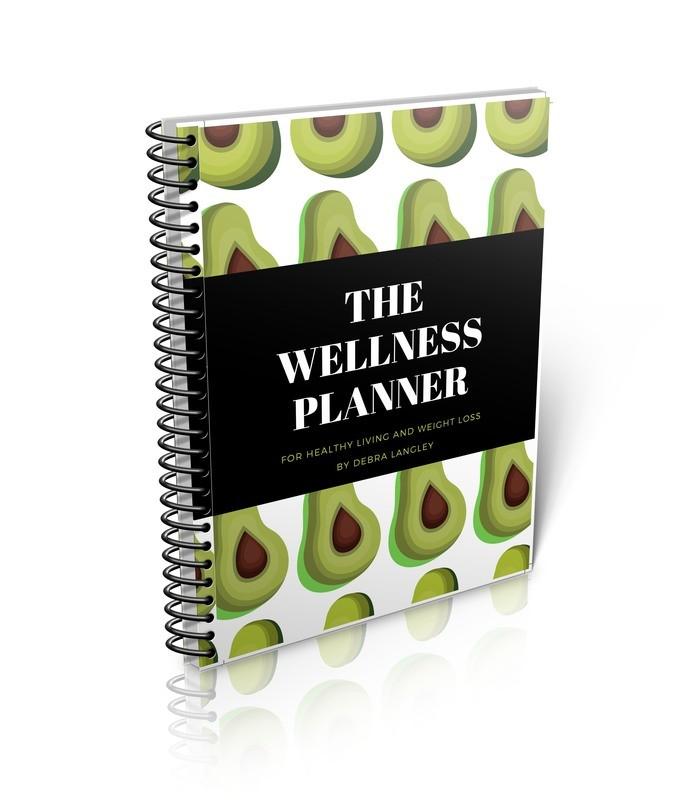 The Wellness Planner A5 Hard Copy