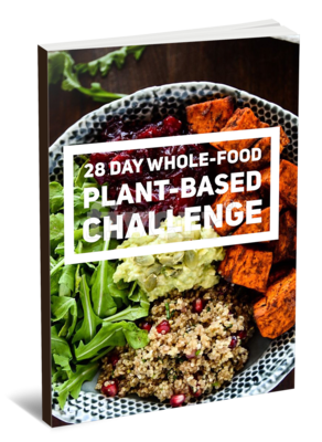 28 day Wholefood Plant Based Challenge (In person)