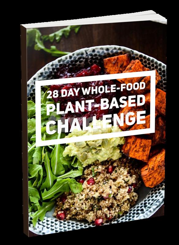 28 day Wholefood Plant Based eChallenge (Digital)
