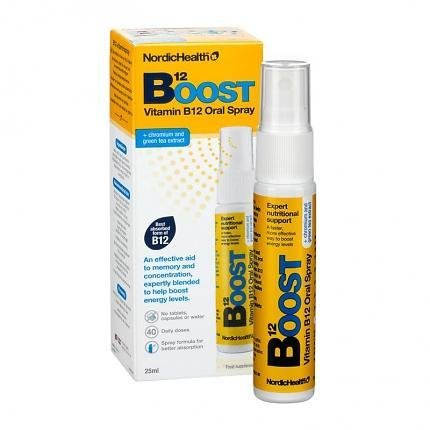 Boost B12  Oral Spray Subscription