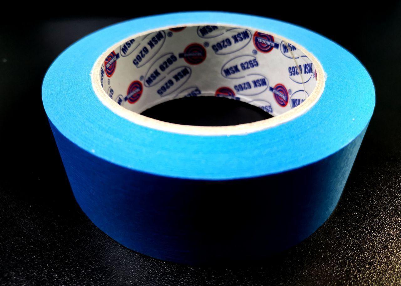 Eurocel Малярная лента 45м, Синяя 50мм