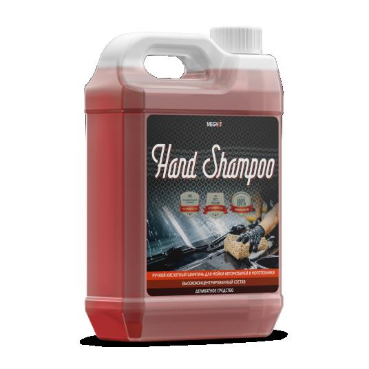 Megvit Hand Shampoo Автошампунь 5л