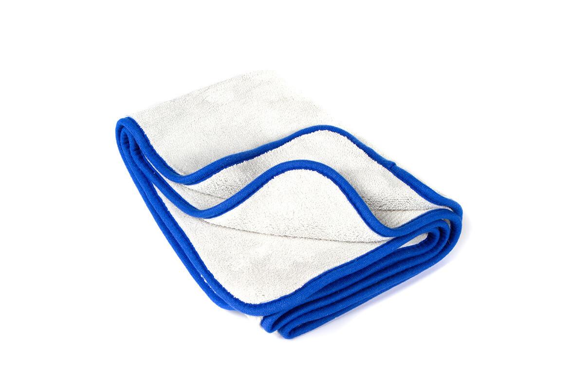Полотенце для сушки 60х94 800 гр.,микрофибровое белое