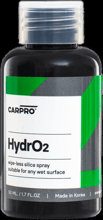 Car Pro HydrO2 (Гидро) Защитное Покрытие для кузова и стекол 50мл