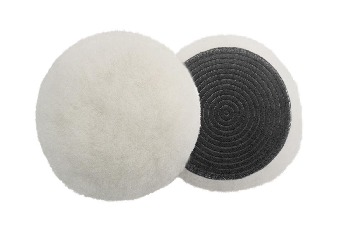 Flexipads 150 мм FlexiPads экстра режущий меховой круг Ultimate Merino из цельной овчины