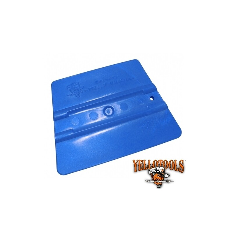 Ракель  Yellotools Prowrap Синий 95*75мм жесткость 62