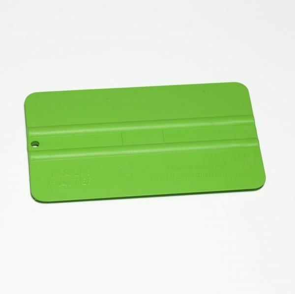 Ракель YelloTools Magicmaster Зеленый 128мм, жесткость 40