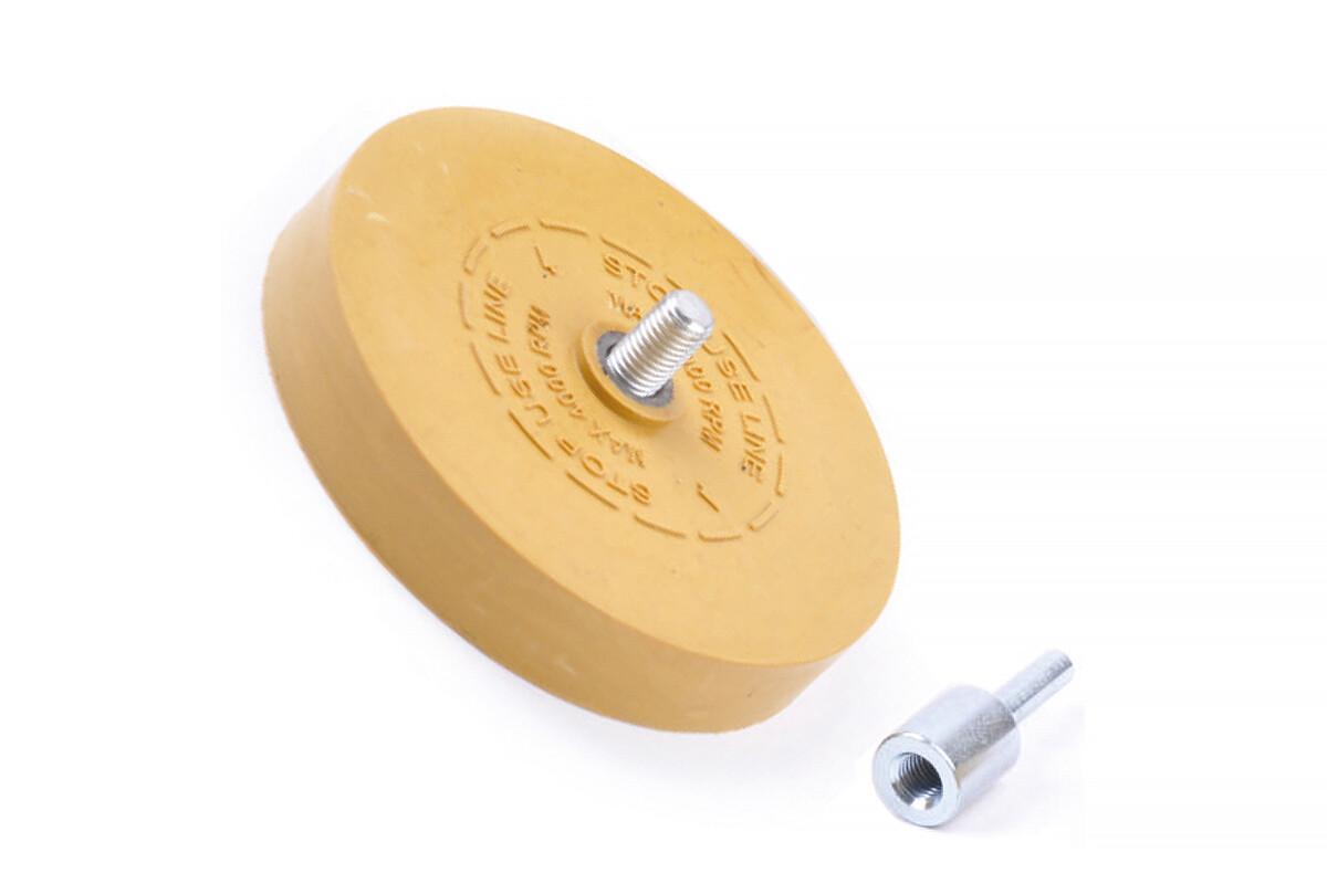 Krauss Tools - Диск для снятия скотча с адаптером 88*15 мм