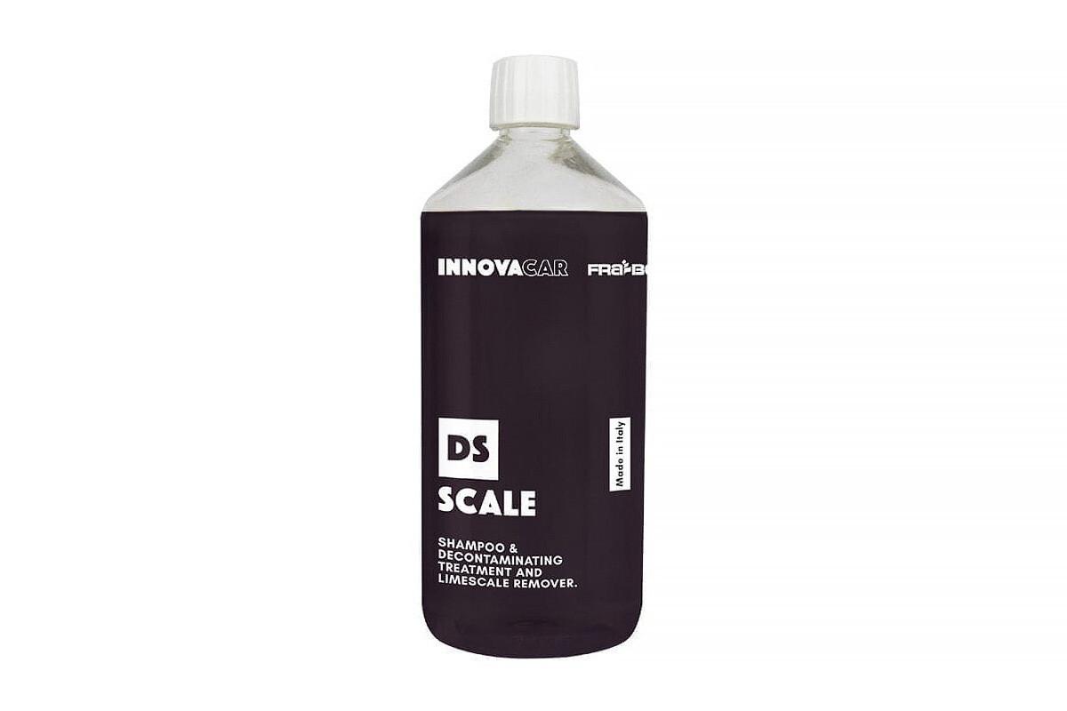 INNOVACAR Кислотный автошампунь от известковых отложений DS Scale 1L