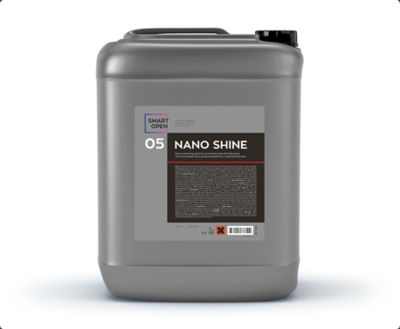 Smart Open 05 Nano Shine - нано-консервант для кузова 5 л,