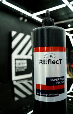 Car Pro Reflect Polish (рефлект) 1L финишная полировальная паста сверхтонкой консистенции для придания абсолютного блеска
