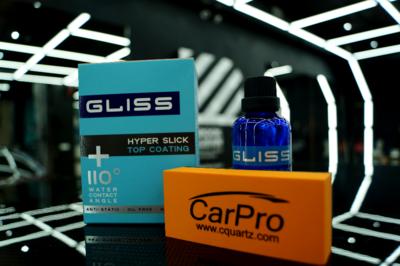Жидкое стекло  Car Pro GLISS -  Супер Скользкий