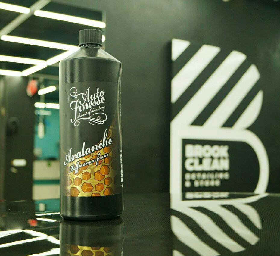 Auto Finesse Пена Avalanche Toffee 1л
