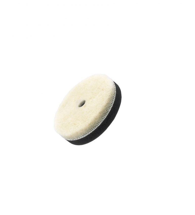 """Flexipads  80 мм PRO-Wool Detailing режущий полировальный круг """"стриженный мех"""" / 80mm (3"""") PRO-Wool Detailing GRIP Spot Pad"""