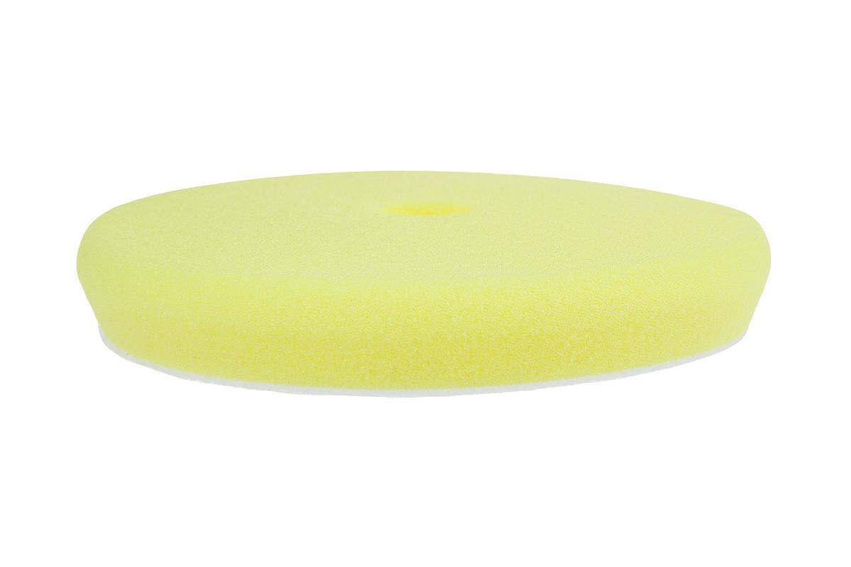 """FlexiPads 135 мм X-SLIM 18 мм ЖЕЛТЫЙ мягкий полировальный круг для финишных работ / 135mm (5.5"""") X-SLIM 18MM YELLOW Finishing"""