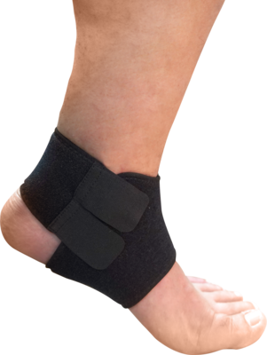 LPM ORTHOFLEX ANKLE SUPPORT ( DUAL STRAP )