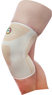 LPM ACTIVATED BAMBOO KNEE GUARD