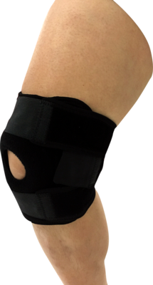 LPM ADJUSTABLE KNEE SUPPORT WITH STAY