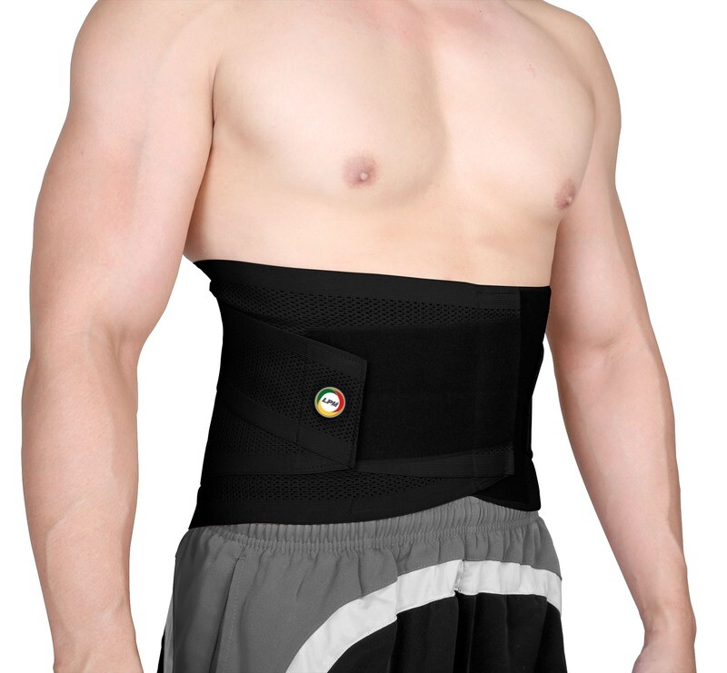 LPM SACRO LUMBAR SUPPORT WITH STAY