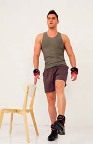ADJUSTABLE SOFT WRIST/ANKLE WEIGHTS