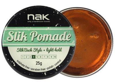 NAK - Silk Pomade Воск для укладки волос 25 гр