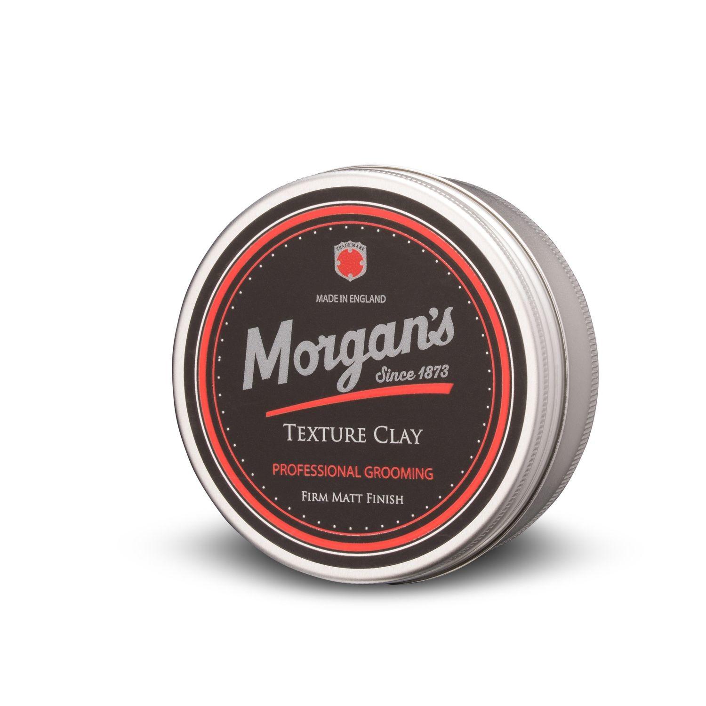 MORGAN'S Texture Clay / Текстурирующая глина для укладки 75 мл