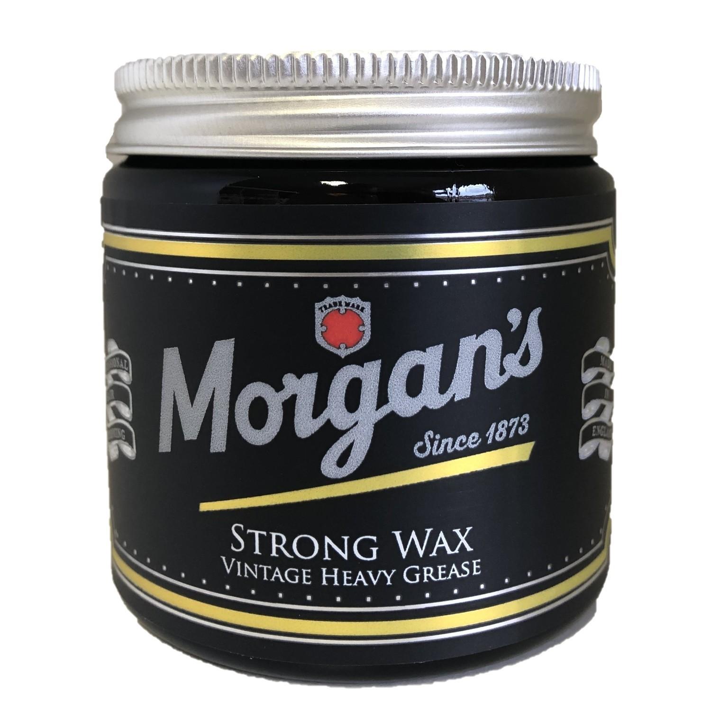 MORGAN'S Strong Wax - Воск для укладки волос 120 мл