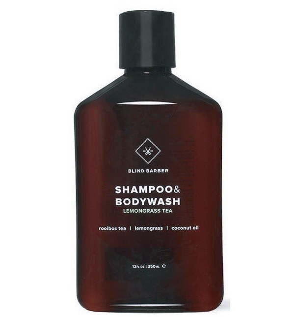 Blind Barber Shampoo & Body Wash - Шампунь и гель для душа 350 мл