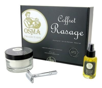 Osma Tradition Set №2 - Подарочный набор в коробке для бороды