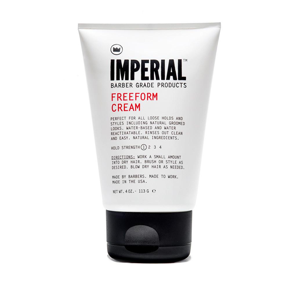 Imperial Barber Freeform Cream - Крем для укладки волос 118 мл