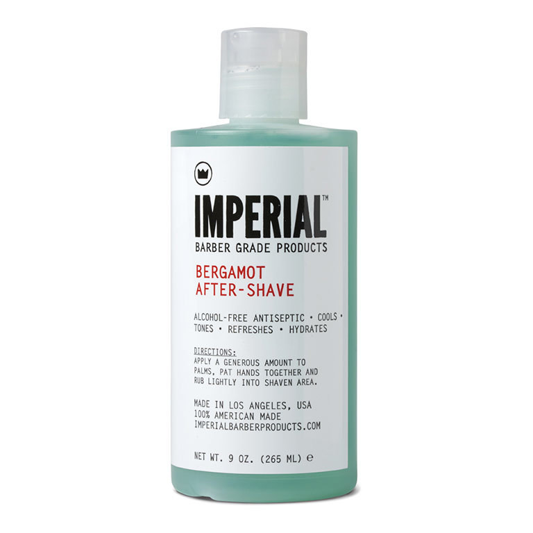 Imperial Barber Bergamot After-Shave - Бесспиртовой Лосьон после бритья 265 мл