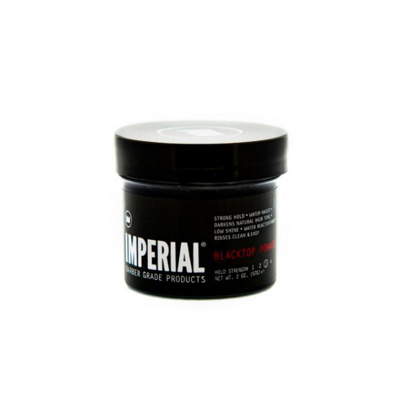 Imperial Barber Blacktop Pomade - Черный воск для укладки волос 59 мл