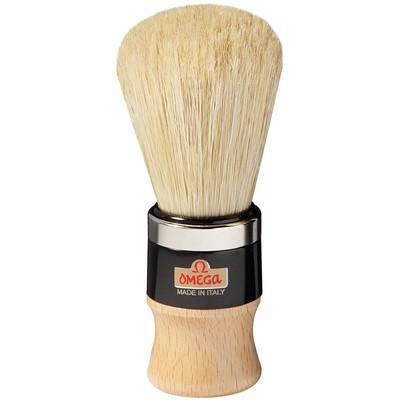 Omega 20102 - Помазок для бритья Щетина кабана