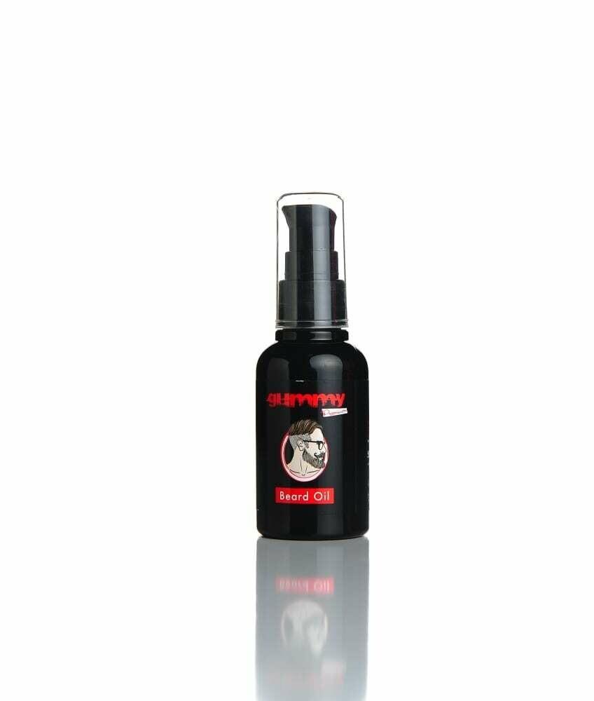 GUMMY Premium Beard Oil / Масло для бороды 50мл