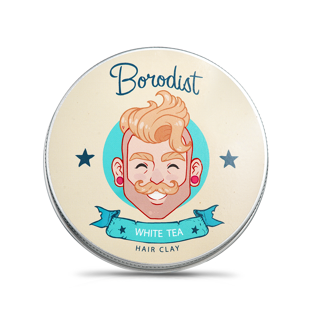 Borodist Глина «White Tea» 100g
