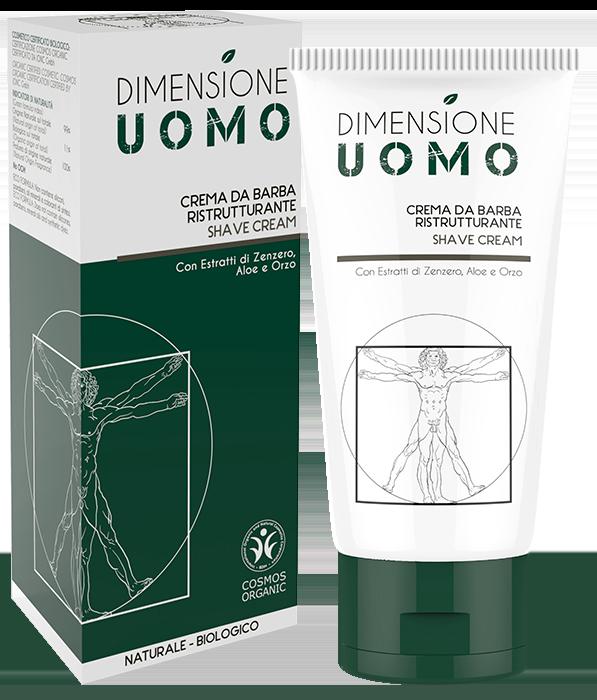 Uomo DimensioneКрем для бритья  125мл