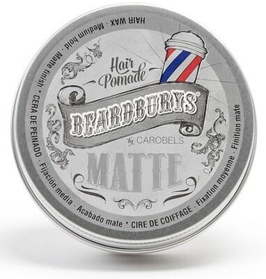 BeardBurys Matte Hair Pomade - Матовая помада 100 мл