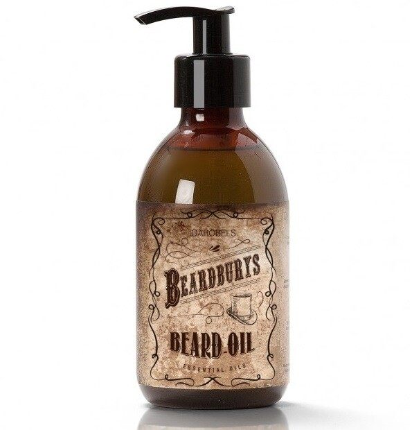 BeardBurys Beard Oil - Масло для бороды 150 мл