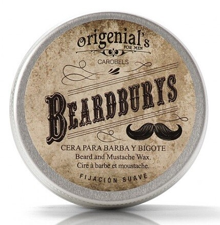 BeardBurys Beard and Mustache Wax - Воск для бороды и усов 50 мл