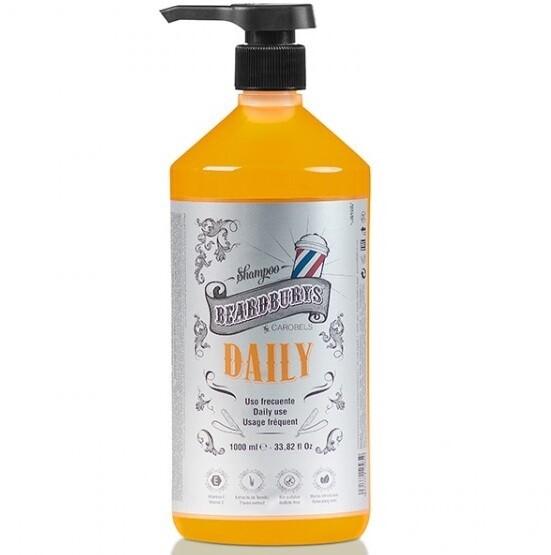 BeardBurys Daily Soft Shampoo - Ежедневный шампунь 1000 мл