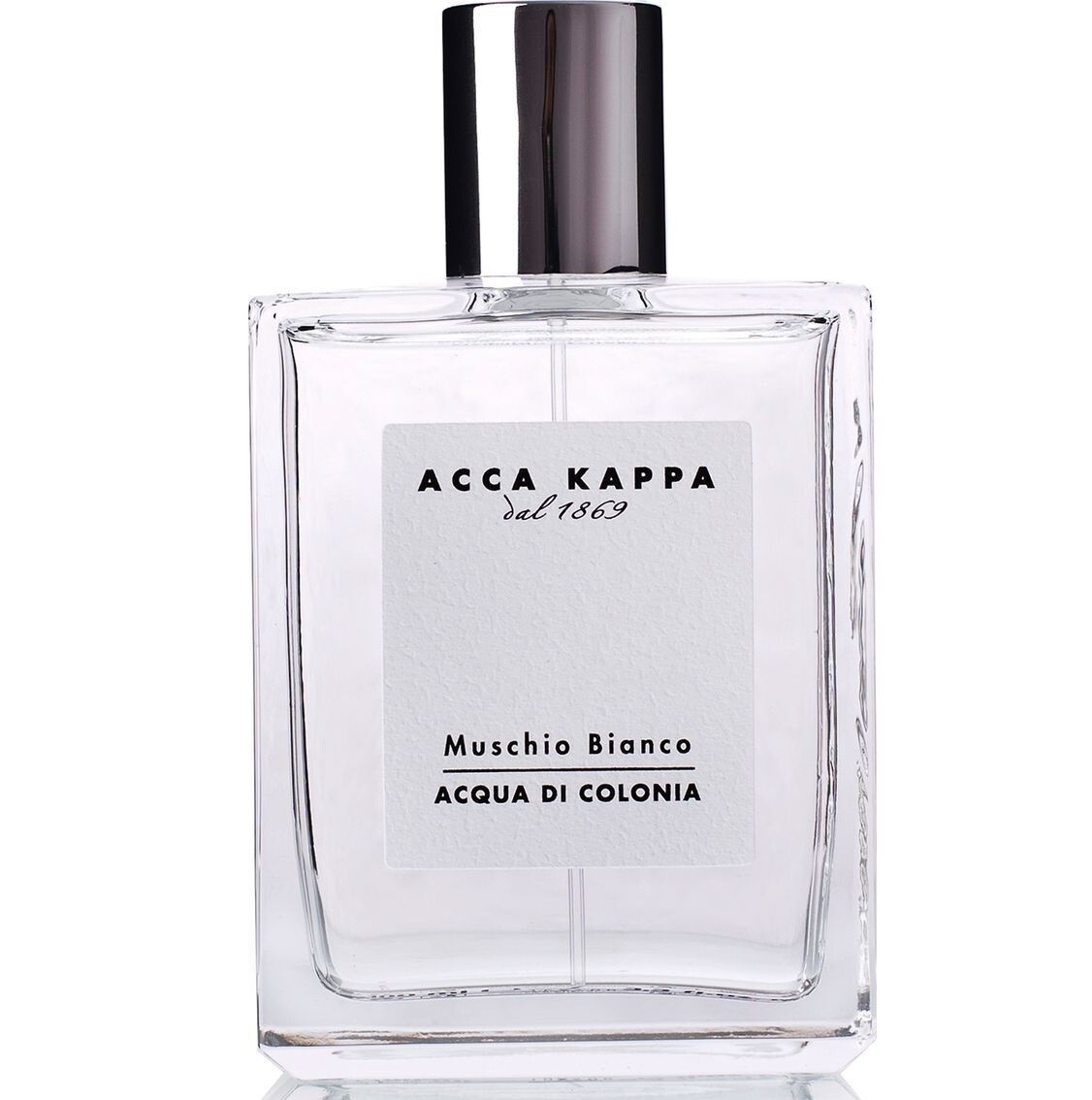 Acca Kappa Muschio Bianco Cologne - Одеколон Белый Мускус 50 мл