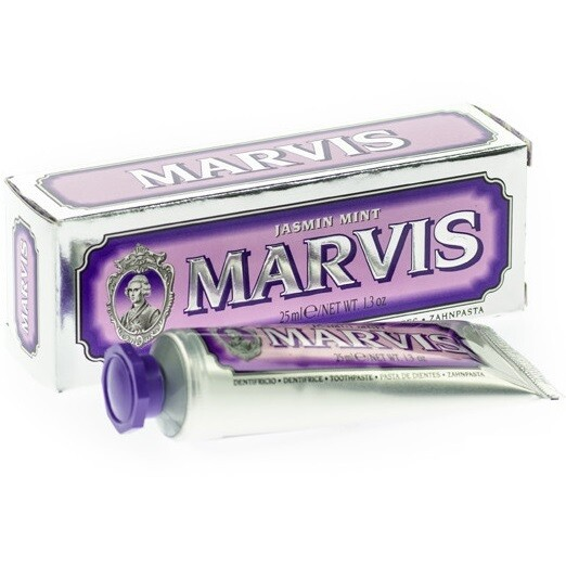 Marvis Jasmin Mint - Зубная паста Мята и жасмин 25 мл