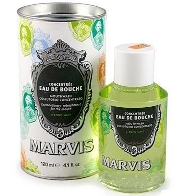 Marvis Mouthwash Mint - Ополаскиватель - концентрат для полости рта 120 мл