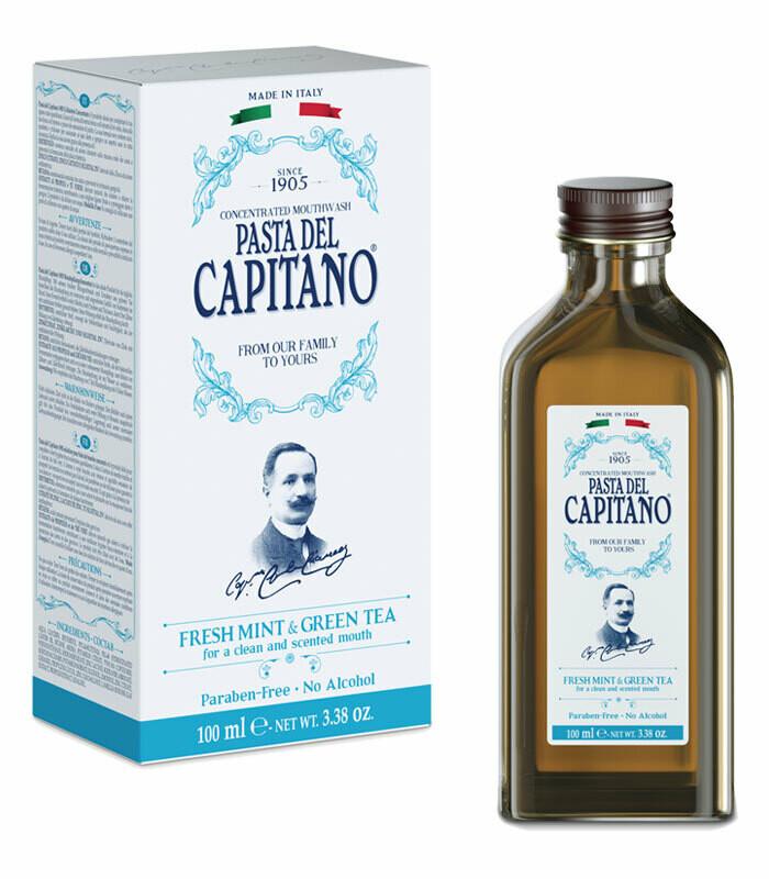 Pasta del Capitano - Ополаскиватель для полости рта (Концентрат) 100 мл
